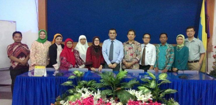 Kuliah Tamu dan Diskusi oleh Dr. Hewa Yaseen Abdullah (Sallahaddin University, Hawler, Irak)