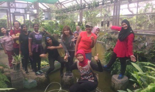 Field Trip Program, Pembelajaran Phytochemistry dan Wisata Alam kepada Mahasiswa Asing