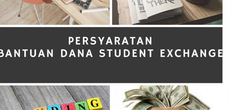 PENGUMUMAN BANTUAN DANA STUDENT EXCHANGE OUTBOUND
