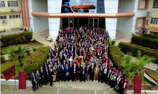 International Conference and Workshop on Basic Science (ICOWOBAS) ke-6 di Salahaddin University Erbil, Irak