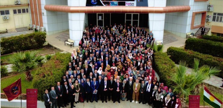 International Conference and Workshop on Basic Science (ICOWOBAS) ke-6 di Salahaddin University Erbil, Irak