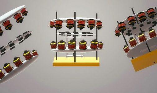 Mahasiswa UNAIR Inovasi EYELINER, Generator Magnet yang Efisien & Renewable