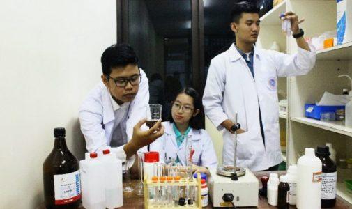 Inovasi Mahasiswa UNAIR, Tingkatkan Diagnosis Kanker dengan Pasir Besi