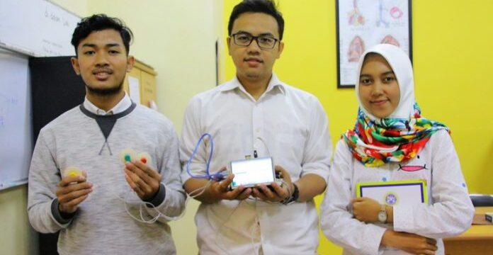 WEALTH, 'T-Shirt' Elektronik Mampu Memonitor Pasien Pasca Gagal Jantung