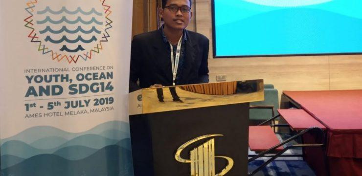 Gagas Perdagangan Karbon, Wahyu Wakili Indonesia di Konferensi Internasional Malaka