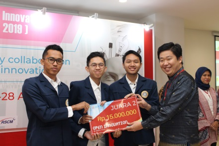 Mahasiswa Teknik Biomedis UNAIR Raih Juara 2 Dalam Kompetisi The 3rd Open Innovation IMERI FKUI