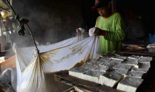 Alternatif Tangani Air Limbah Pabrik Tahu