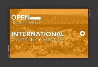 Call for Participants: International Community Service
