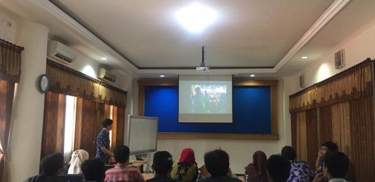 NCKU Taiwan Saring Calon Mahasiswa Pascasarjana di FST UNAIR