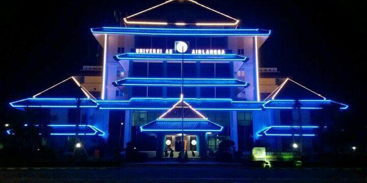 Desain TPS berbasis MRFs Kampus C Universitas Airlangga