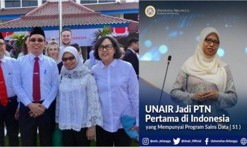 Pakar Ilmu Data UiTM Diangkat sebagai Adjunct Professor di Universitas Airlangga, Indonesia