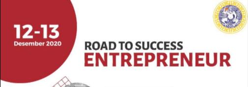 """Webinar """"Road To Succes Entrepreneur"""""""